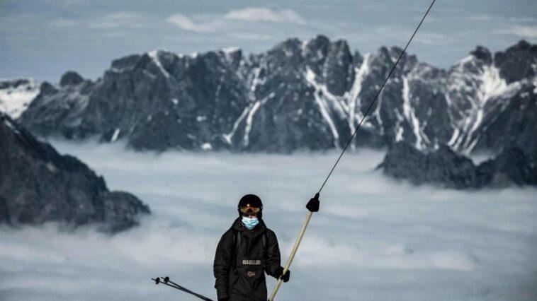 Comment les stations de ski s'adaptent à la fermeture - notresphere